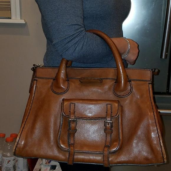 6e4e90d798f Chloe Handbags - Chloe Edith bag
